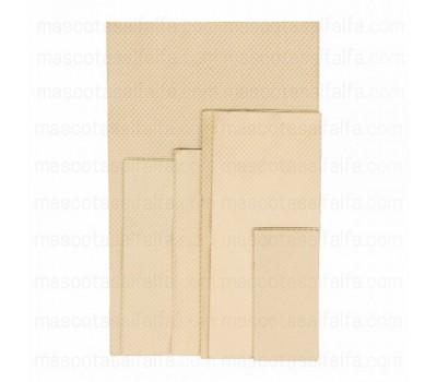 Papel gofrado para bandejas del modulo ROMA (10 unds)